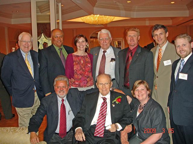 Dr. Norman Borlaug's 95th Birthday Celebration