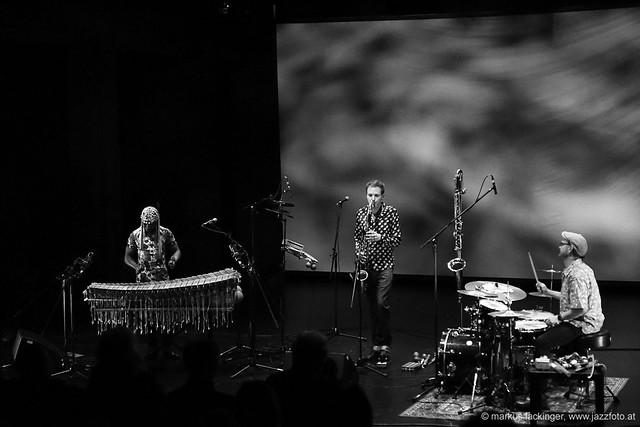 Keita & Brönnimann & Niggli - Jazz & the City Salzburg
