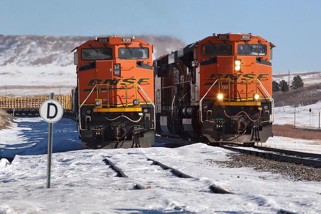 BNSF 8512 Spruce 1 Dec 19