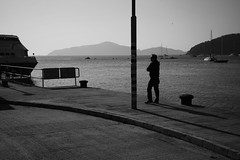 Kaito Pier, Lim Shue Wan, Lantau, Hong Kong. by Leica M10-D, Voigtlander Color Skopar 50mm F/2.5 LTM