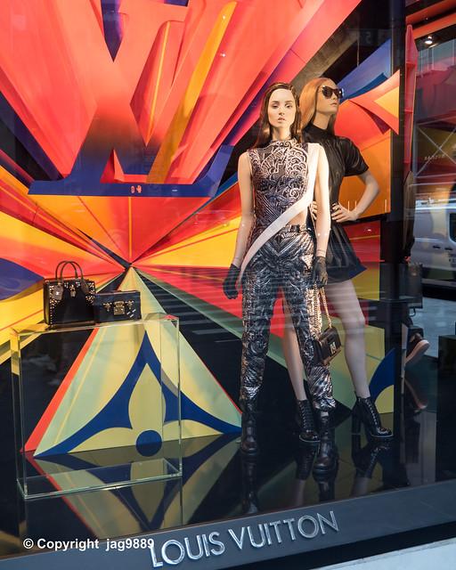 2019 Louis Vuitton Holiday Window, Midtown Manhattan, New York City