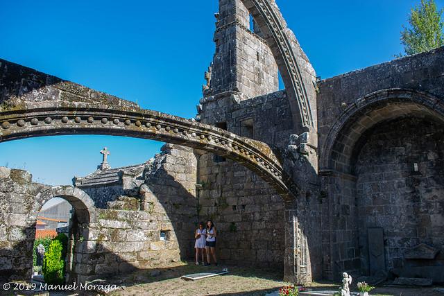 Ruinas de Santa Mariña Dozo (Cambados)
