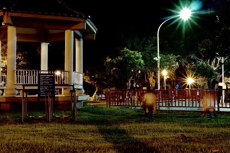 白燈塔公園  花蓮美崙