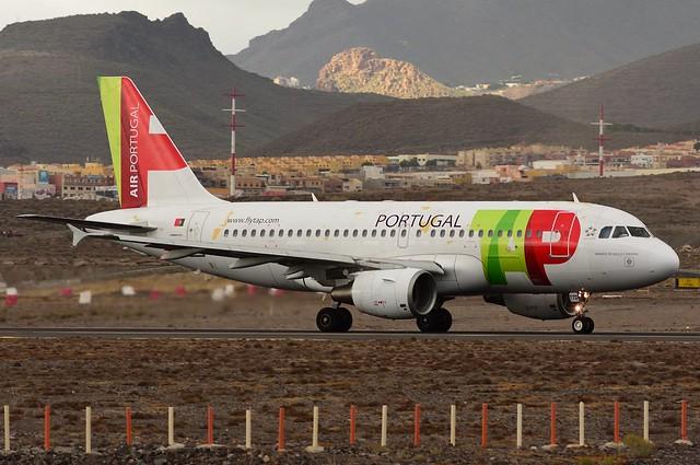 CS-TTD TAP Air Portugal