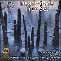 Deadwoods Tree Set