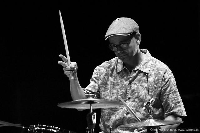 Lucas Niggl: drums
