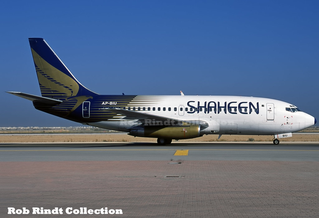 Shaheen Air Int'l B737-236/Advanced AP-BIU