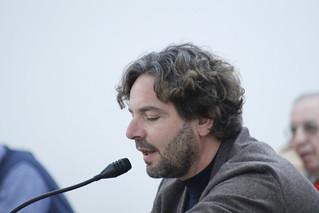 Il capogruppo Angelo Palmisano