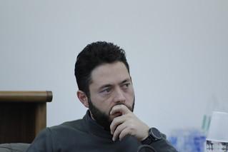 L'assessore Stefano Dell'Aera