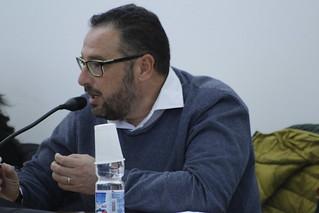 Il consigliere Sergio Spinelli