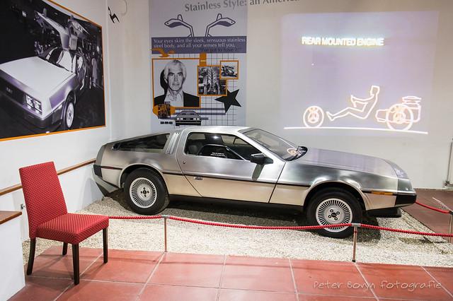 DeLorean DMC - 1981