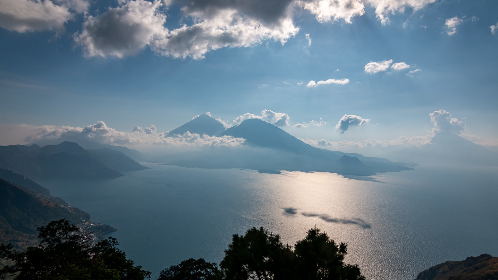Lac Atitlan - [Guatemala]