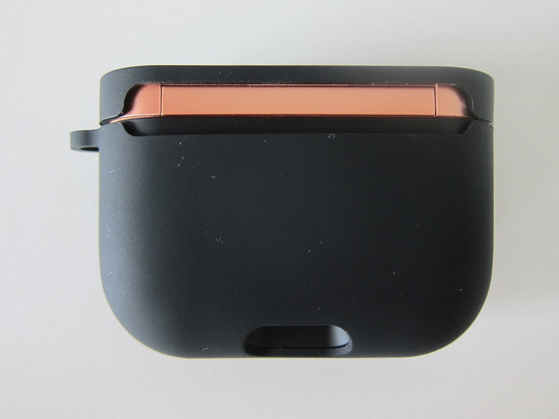 Silicone Case With Sony WF-1000XM3 - Back