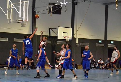 Basketball Anzahl Spieler