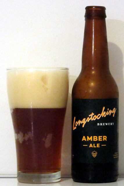 Lonstocking Brewery Amber Ale