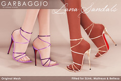 Lana Sandals