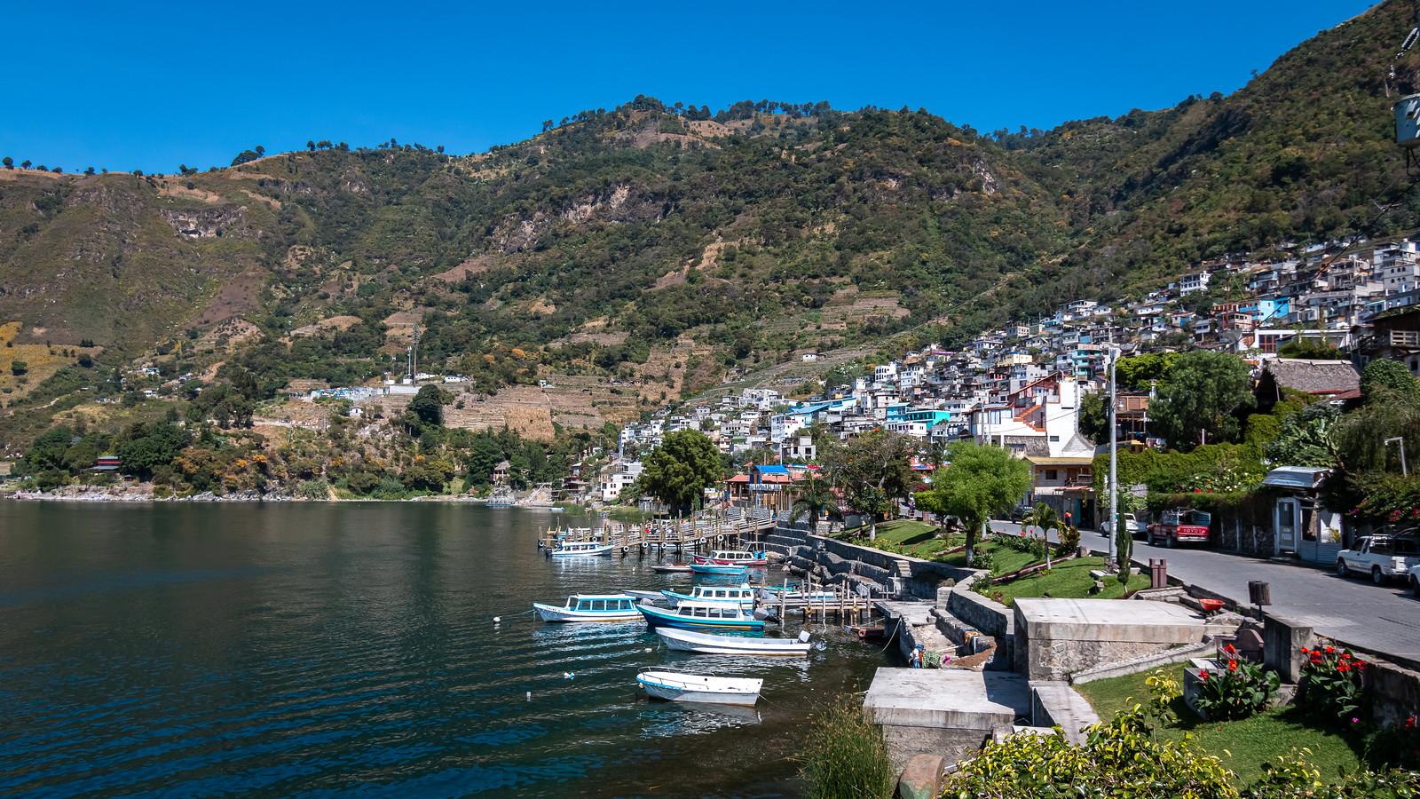 San Antonio Palopó - Lac Atitlan - [Guatemala]
