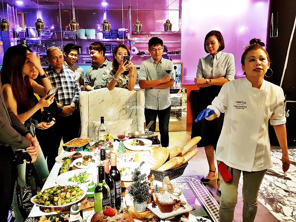 Chef Shahnaaz Russell Wong Introduces The Yuletide Treats 2019