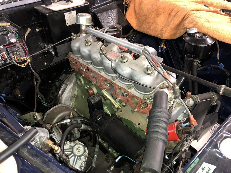 Rover P5 Restoration