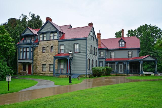 Ohio - James A. Garfield home