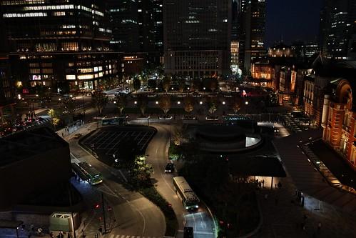 Around Tokyo Station