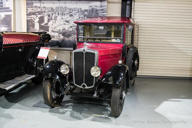 Morris Minor Van - 1935