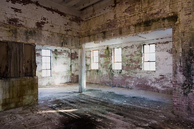 Old Laundry Facility 1