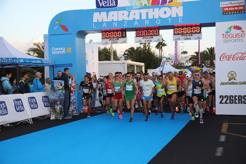 Marathon  Lanzarote International 2019