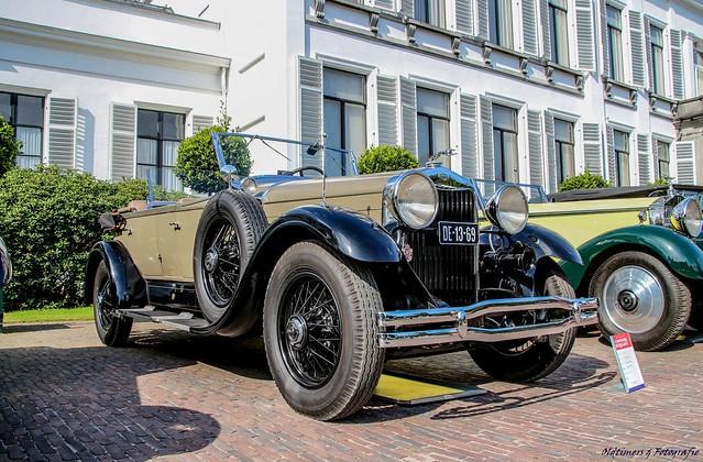 1929 Lincoln Model L Dual Phaeton - DE-13-69
