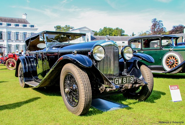 1932 Bentley 4.0 litre