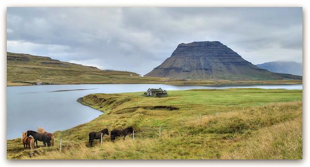 Snæfellsnes Landscape