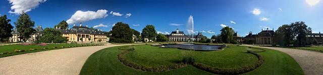 Schloss Pillnitz / Sachsen (Saxony)