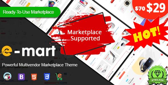 Leo Bicomart Marketplace Multivendor PrestaShop Theme