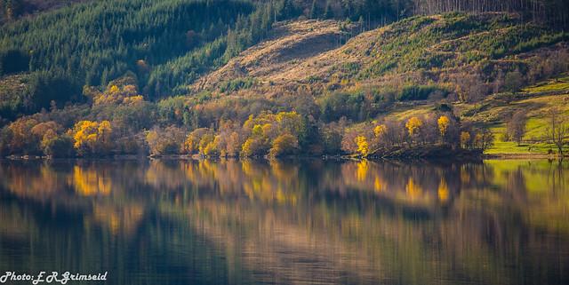 Autumn. Kalandsvatnet ( 5 )