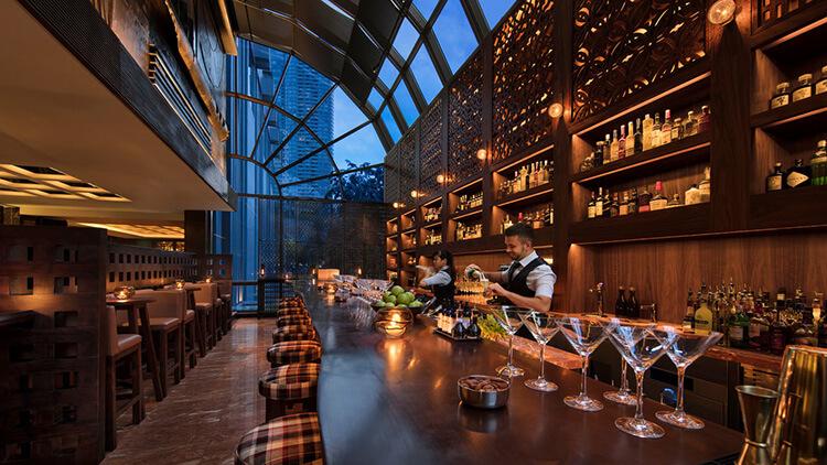 Grand Hyatt Singapore hotel