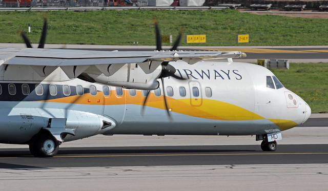 M-ABMD LMML 06-12-2019 Jet Airways ATR 72-212A(502) CN 793