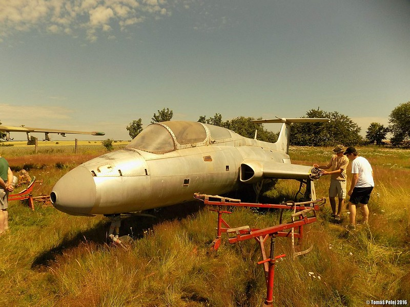 Aero L-29 Delfin 1