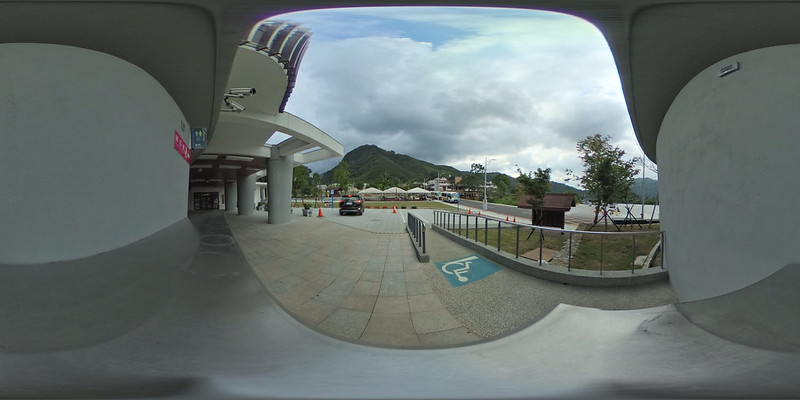 羅浮溫泉遊客中心