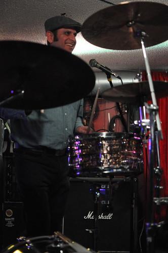 Cadillac Rumble Trio at House of Targ