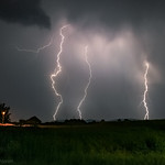 5. August 2009 - 1:02 - Carpathian Foothills Lightning
