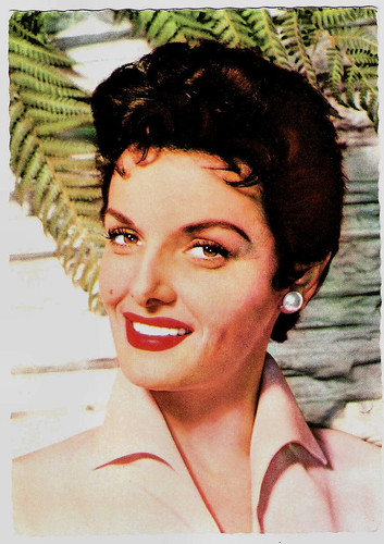 Jane Russell in The Revolt of Mamie Stover (1956)