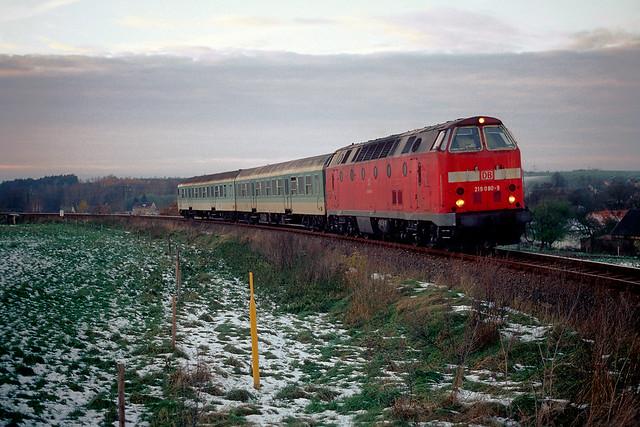 25.11.2001, 219 080 bei Helmsdorf