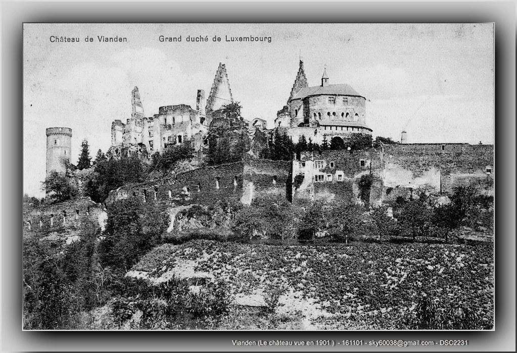 Luxembourg, Vianden