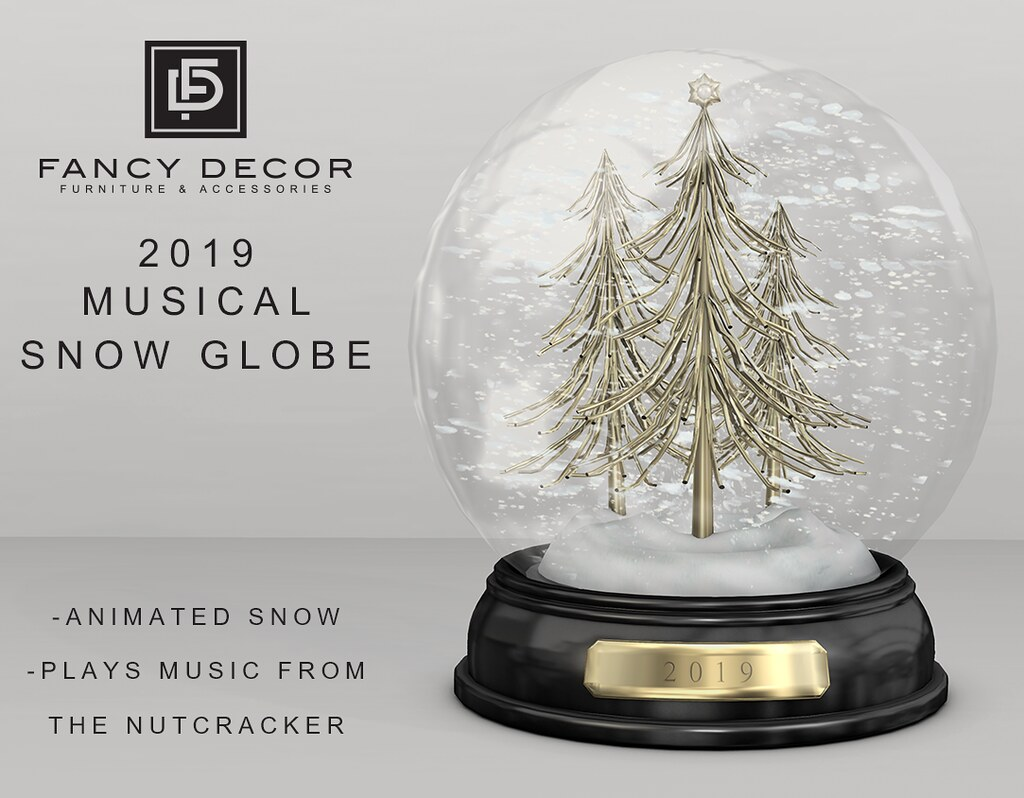 2019 Snow Globe @ C88