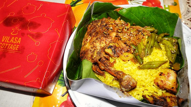 Chicken Rice and Curry Takeaway