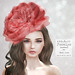 ::c.A.:: Jocelyn *Red* [headdress]