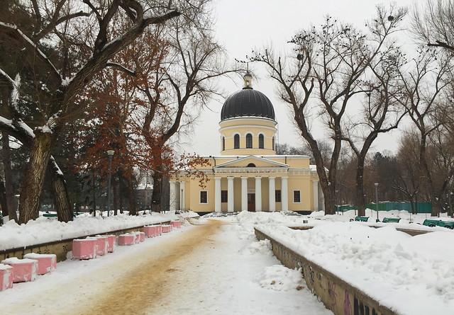 Cathedral of Christ's Nativity, Chisinau, Moldova
