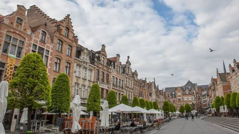 top places to visit in leuven