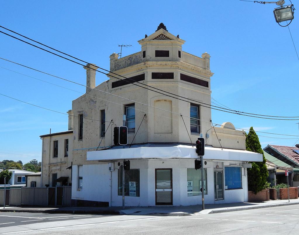 Ex Shop, Sydenham, Sydney, NSW.