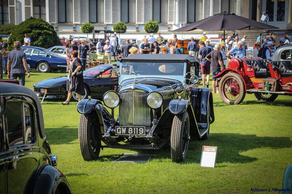 1932 Bentley 4.0 Litre